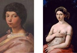 Due ritratti di Raffaello. In dialogo Maria Cristina Silvera e Alberto Rovida